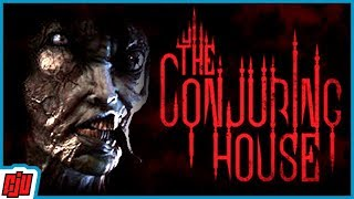 The Conjuring House (The Dark Occult) Part 1 | Horror Game | PC Gameplay Walkthrough