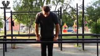 Workout по челябински: горизонтальный вис спереди