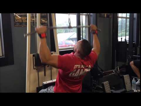 33 Wide Grip Lat Pulldown  A Complete Guide and Form Tips  Tiger Fitness Trim