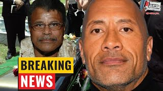 DEVASTATING News Announced  About The Rock's Father Rocky Johnson!