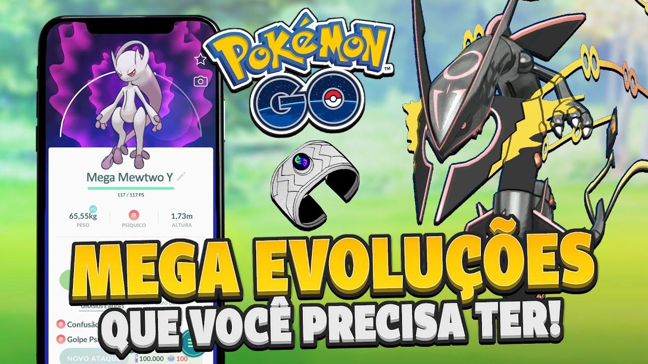 Guarde seus Doces: 8 MEGA EVOLUÇÕES que você precisa ter! | Pokémon GO