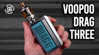 The VooPoo Drag 3