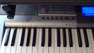 How to Play The Lazy Song By Bruno Mars on Piano