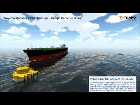 Proyecto monoboya Nabarima / Castillomax Oil and Gas