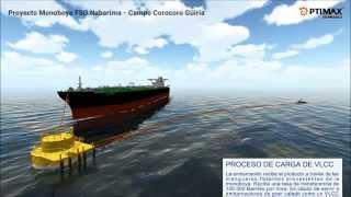 Proyecto monoboya Nabarima / Castillomax Oil and Gas