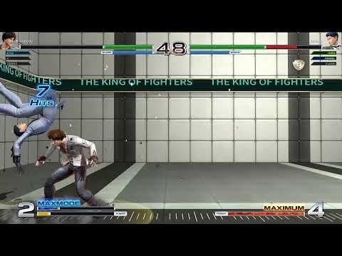 THE KING OF FIGHTERS XIV STEAM EDITION 20191220 |