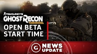 Ghost Recon Wildlands Open Beta Start Time Revealed - GS News Update
