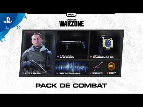 Call Of Duty: Warzone | Pack De Combat PS Plus | PS4