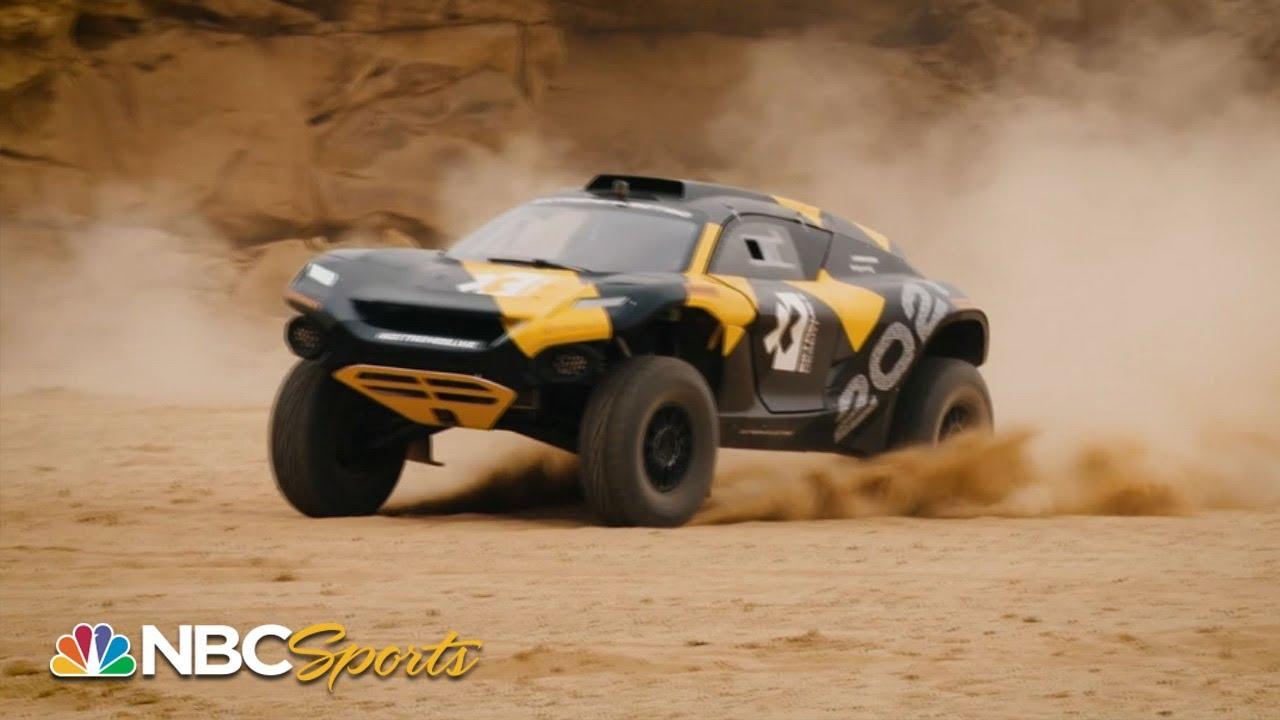 Jamie Chadwick, Laia Sanz preview Extreme E season opener in Saudi Arabia | Motorsports on NBC