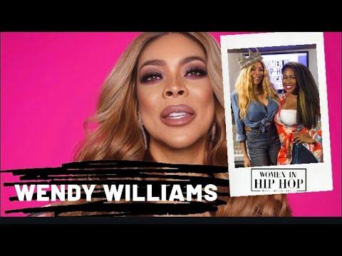 Wendy Williams talks Women In Hip Hop w/Jazzie Belle
