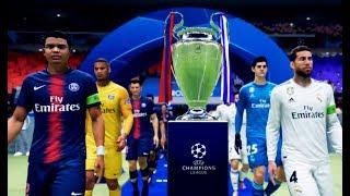 PSG vs Real Madrid | Final UEFA Champions League 2018/2019 | FIFA 19