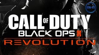 "Black Ops 2 ""REVOLUTION"" Gameplay Trailer - TURNED Zombies & Peacekeeper SMG! - Map Pack 1 DLC"