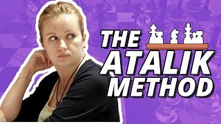 Chess Opening Strategy 📖 IM Ekaterina Atalik's All-Around Guide for Club Players (Master Method)