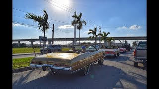 MLK weekend 2020--Miami, FL: Murff's Lane & MLK carshow (PART 1)