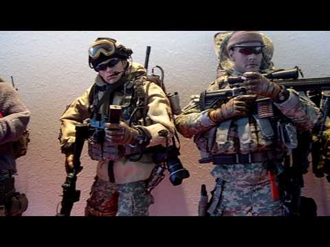 Hot toys Military Collection