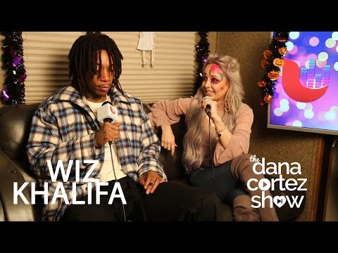 Wiz Khalifa Talks Co-parenting With Amber Rose and His Laugh