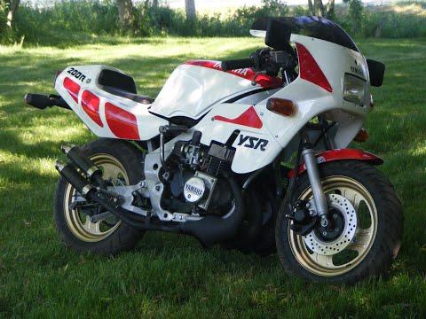 Yamaha YSR50 200cc 4 cylinder 2 stroke Handmade