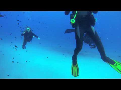 Dykning Malta 2014-15 The Feeling Of Flying