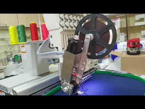 видео: Вышивальная машина Ricoma RCM 1501TC-8S