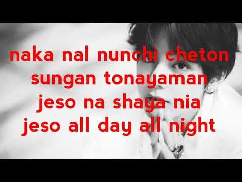 Make It Right - BTS  [letra Fácil]
