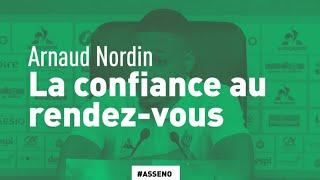 🎙INTERVIEW avant ASSE🆚️NÎMES de NORDIN, GASSET & PAQUET