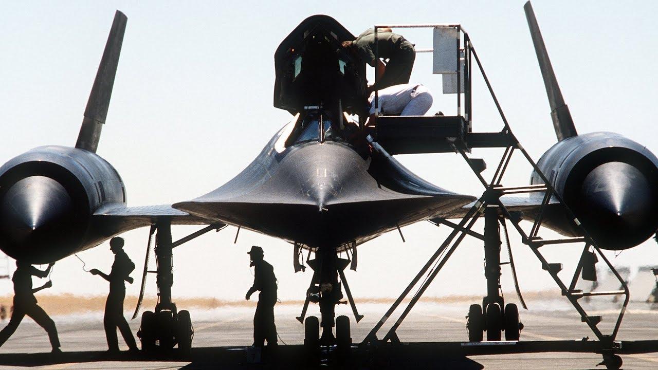 World Record : Why the SR-71 Blackbird Is Still the Fastest Plane