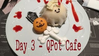 Tokyo Day 3 - Qpot Cafe