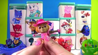 huge paw patrol nick disney jr blind box toy surprise show pj masks peppa mickey