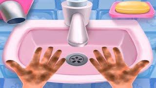 Baloncuk Partisi Çılgın Temizlik #Çizgifilm Tadında Yeni Oyun