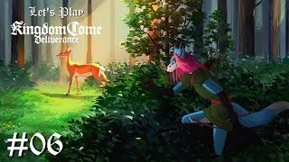 Let's Play Kingdom Come: Deliverance (PC) #06 - Auf der Flucht [Blind/Deutsch/HD]