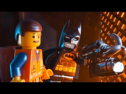 The Lego Movie (Starring Chris Pratt) Movie Review