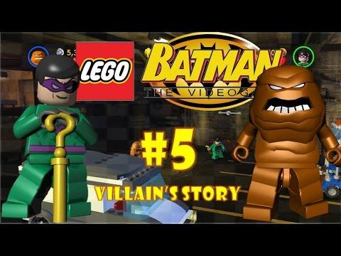 LEGO Batman: The Videogame (DS) - Part 5: [Villain's Story 1/2] The Bullion Dollar Riddle