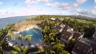 île Maurice : Drone Hôtel Lux Belle Mare