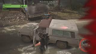 Bitchin� convoy takedown