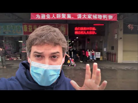 A Real, Not-clickbaity, Average Chinese Wet Market