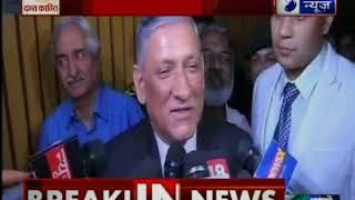 Tonight @ 9: सरहद पार बैठे आतंकी भारत आएगें तो हम उन्हें ढाई फुट नीचे भेजते रहेंगे: आर्मी चीफ