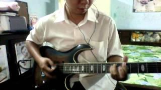 Sweet child o' mine - lead guitar improvisation