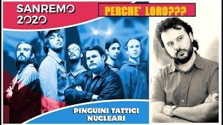 PINGUINI TATTICI NUCLEARI - il successo a San Remo 2020