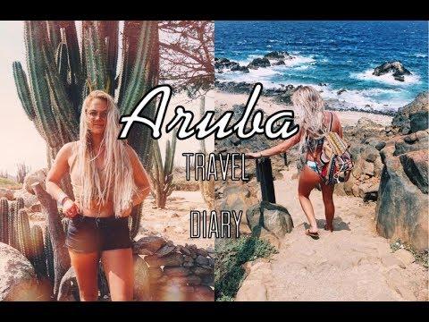 Aruba Travel Diary // ft. DJI Spark