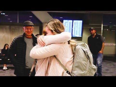 SISTER STALEY || MISSIONARY HOMECOMING