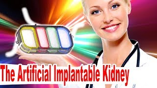 The Implantable Artificial Kidney and How It Will Change Kidney Transplant