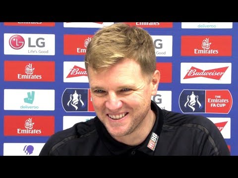 Eddie Howe FULL Pre-Match Press Conference - Bournemouth v Arsenal - FA Cup Fourth Round