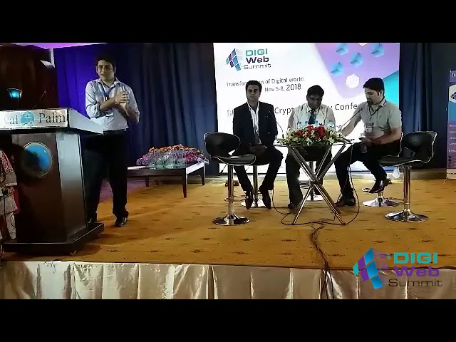 Blockchain & Cryptocurrency Conference - DigiWebSummit