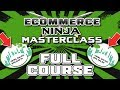 [OFFICIAL LAUNCH] Dropship Ninja Masterclass Course 2018 - Sneak Peak!