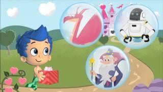 мультики и игры Гуппи и пузырики игры 2014 # 2 HD
