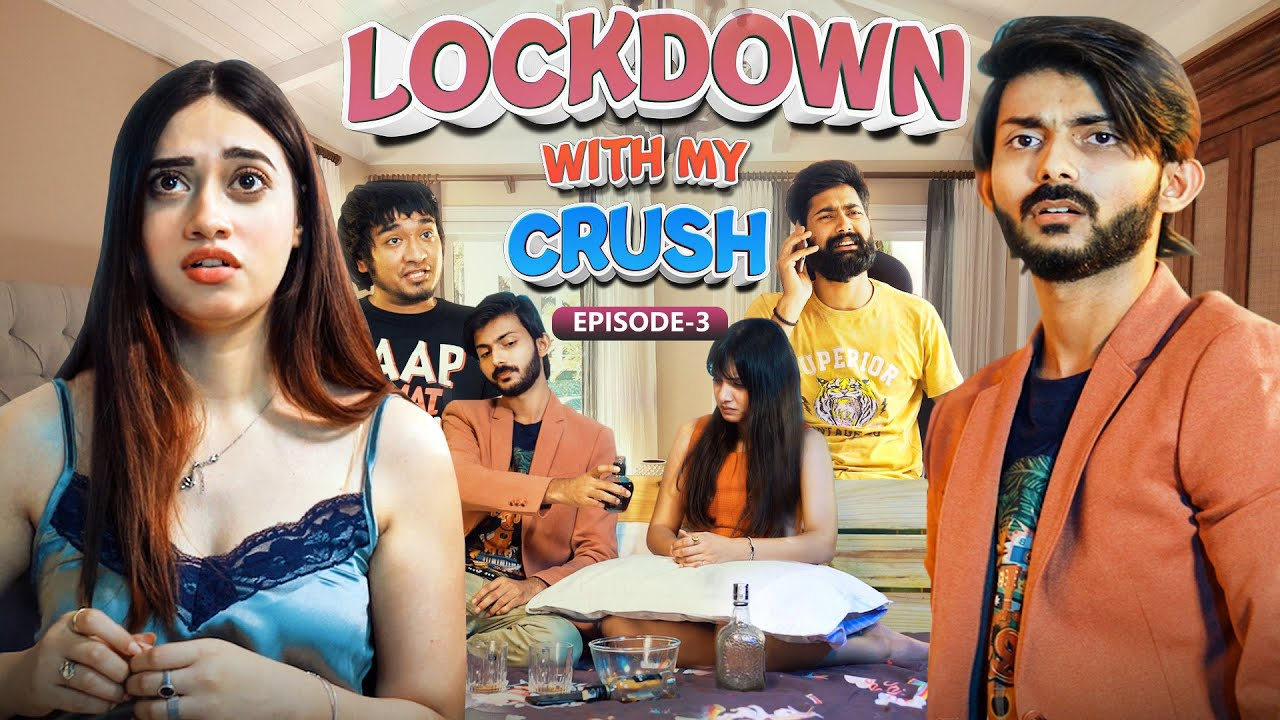 I got Lockdown with my crush || Conclusion 1 || Swagger Sharma || Web Series