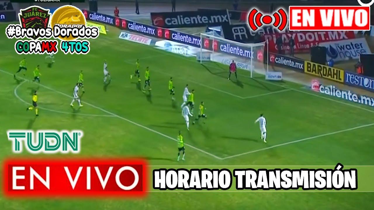 Juarez Vs Dorados En Vivo 2020 Tudn Copa Mx Youtube