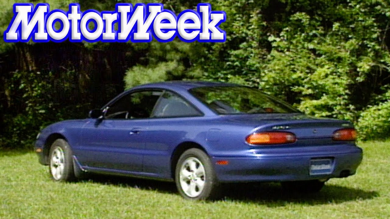 Download 1993 Mazda MX-6 LS V6   Retro Review