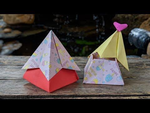 Origami Box / Easy Box