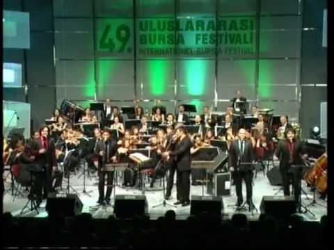 Vokaliz & Bursa Devlet Senfoni Orkestrası -